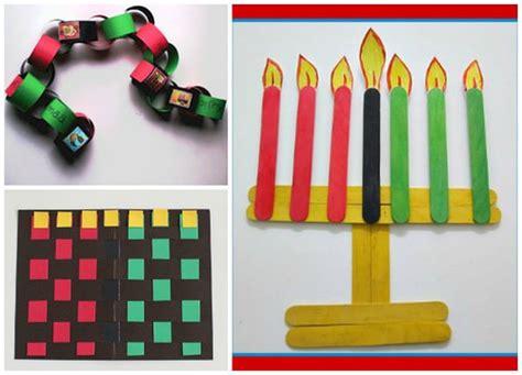 kwanzaa crafts learn craft for hanukkah winter solstice kwanzaa