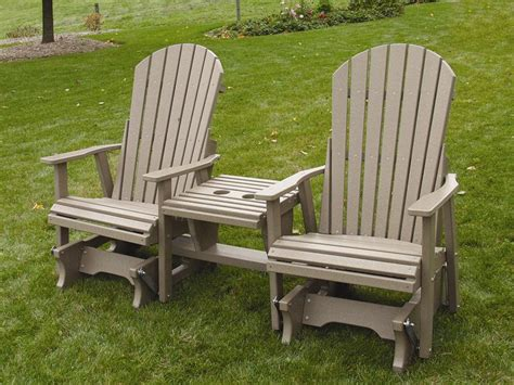 amish furniture outdoor amish outdoor settees polywood settee