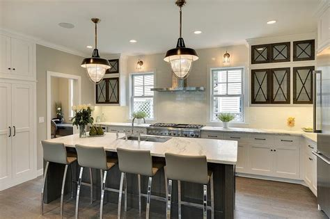 sopo cottage contemporary cottage kitchen modern cottage kitchen with glass front cabinets