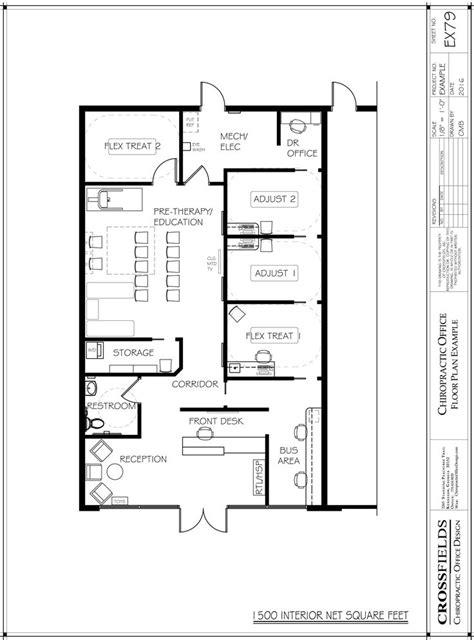 chiropractic office floor plan 95 best images about chiropractic floor plans on