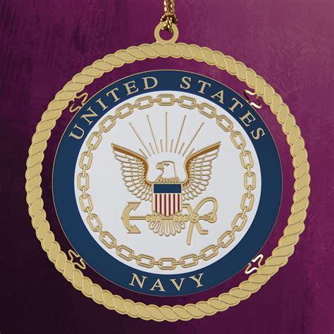 navy ornaments navy ornament white house historical association