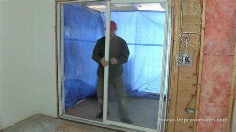 removing sliding patio door how to remove sliding patio doors