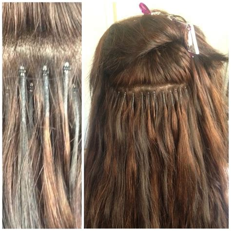 bead hair extensions nano bead hair extensions review hair weave