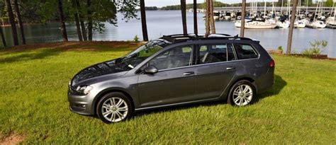 2015 vw golf sportwagen tdi manual test review car and