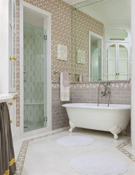 subway tile bathroom designs 30 great pictures and ideas of fashioned bathroom tile designes