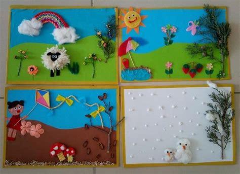 seasons crafts for preschool season craft 171 funnycrafts