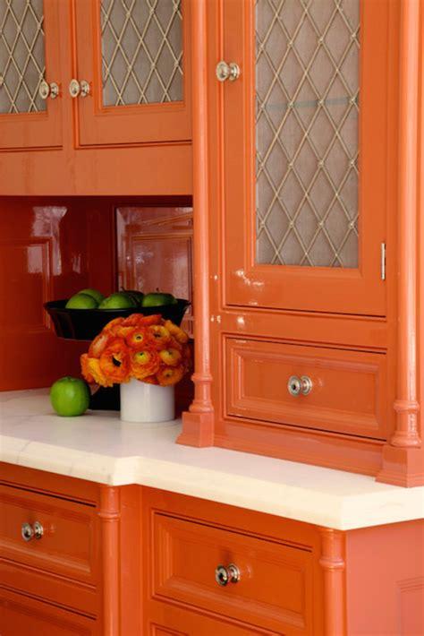 orange kitchen cabinets orange kitchen cabinets