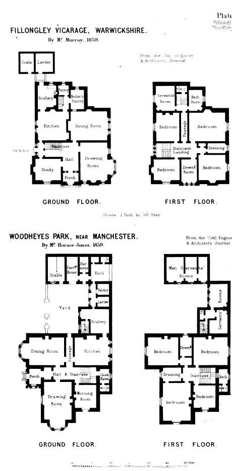 era house plans era house floor plans