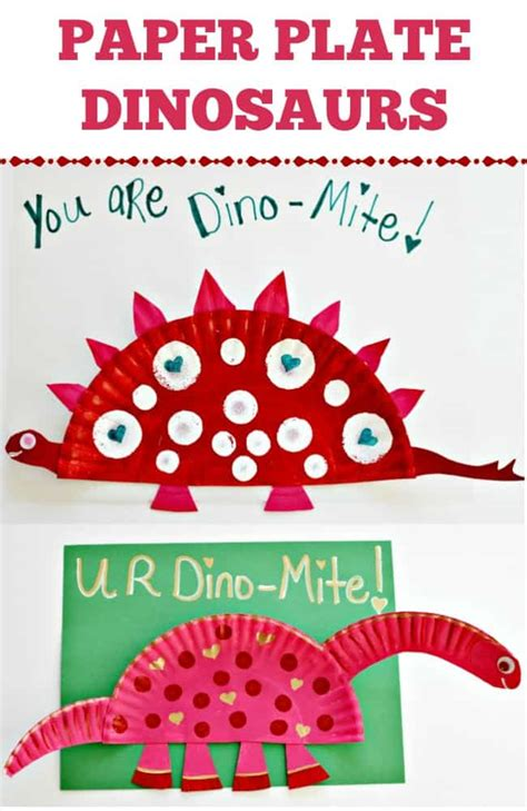 stegosaurus paper plate craft you are dino mite paper plate dinosaurs