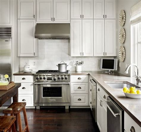 countertops with white kitchen cabinets 10 most popular kitchen countertops