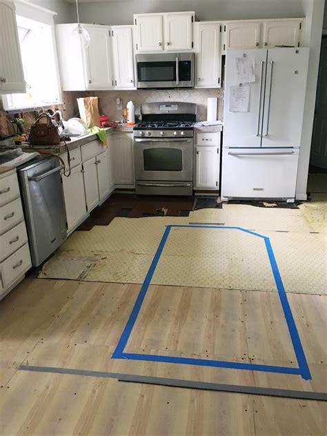 building an island in your kitchen prescott view home reno diy kitchen island clutter