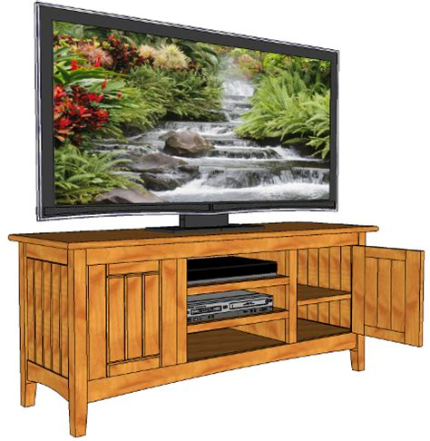 tv cabinet woodworking plans television wide screen cabinet 029 3d woodworking plans