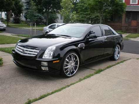 sts custom mcmichaelad 2005 cadillac sts specs photos modification