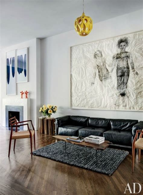living room ideas with black leather sofa best 25 black leather sofas ideas on black