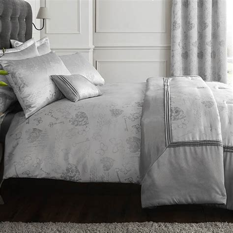 silver bedding set les site de silver bedding range duvet sets