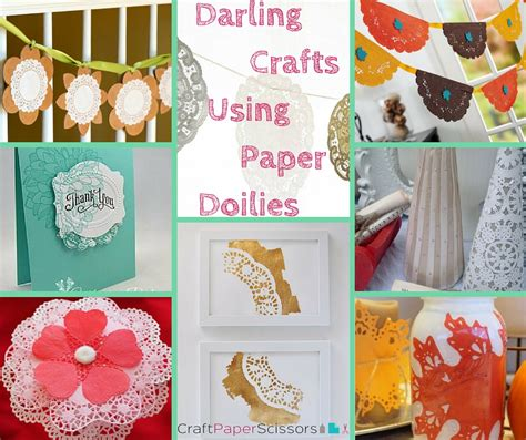 crafts using paper doilies 10 crafts using paper doilies craft paper scissors