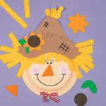 paper plate scarecrow craft creative tips for create a paper plate scarecrow
