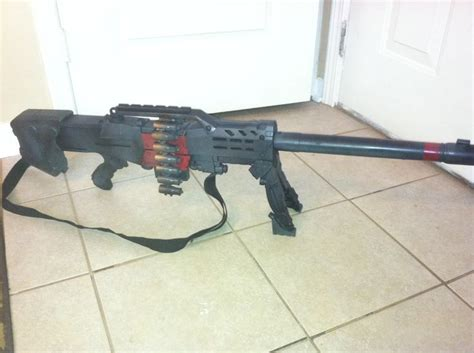 spray paint nerf gun pin by croatoan larp on customized nerf weapons