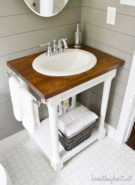 diy kitchen sink 11 diy sink bases and cabinets you can make yourself