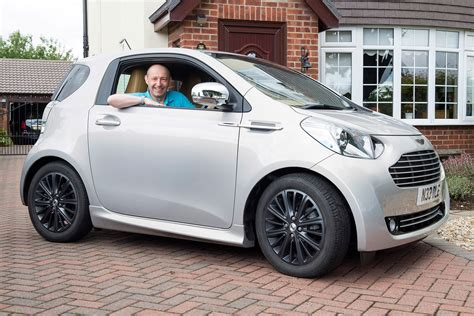 Aston Martin Toyota Iq by Searching For The Aston Martin Cygnet Pictures Auto