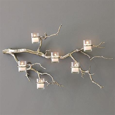 metal twig tree candle holder tree branch wall candle holder twig candle holder tree branch