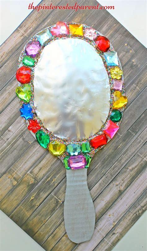 mirror paper craft 25 best ideas about mirror crafts on mirror