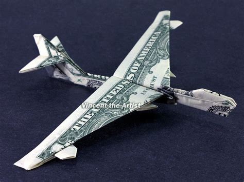 dollar bill origami plane money origami many designs to choose from unique