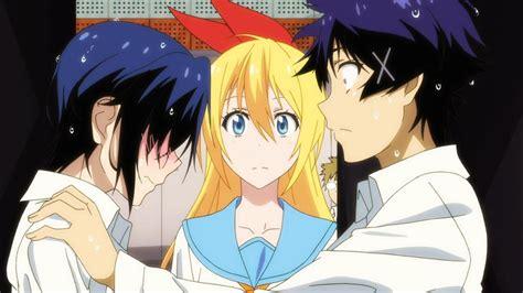 nisekoi anime nisekoi exaggerated anime expressions deluscar