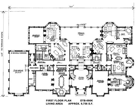 floor plans mansions luxury mansion home floor plans big mansions mansion blueprints design mexzhouse
