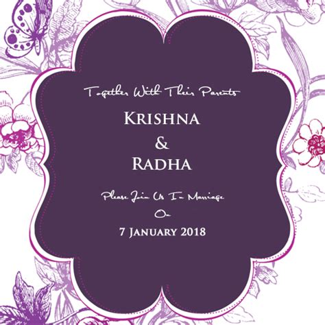 make a invitation card free create your own wedding invitations for free