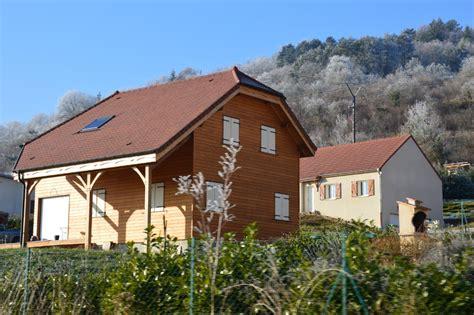 maison bois ossature bois beaune et dijon l arbre 224 l 233 trier