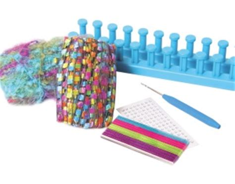 loom knitting kit craft kits sewing knitting jewelry embroidery