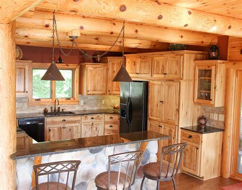 cabin kitchen cabinets log cabin kitchen cabinets inviting home design