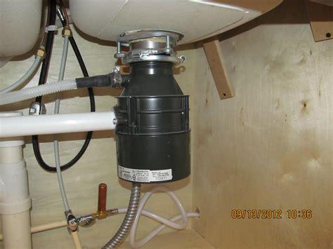 kitchen sink garbage disposal installation garbage disposal etiquette with the atlanta home inspector
