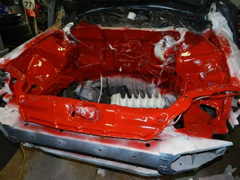spray painting engine bay anyone do a rattle can paint any ways of