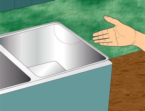 caulking around kitchen sink how to caulk a kitchen sink designfree