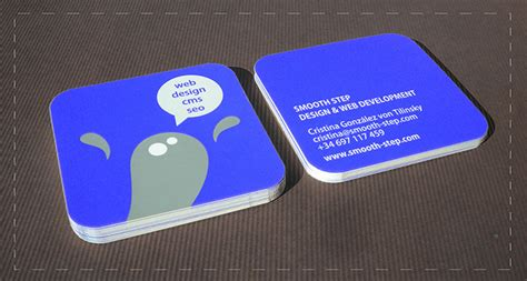 marbella business card design and printing