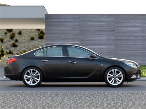 Opel Automobile Models by Opel Insignia 2009 3d Model Buy Opel Insignia 2009