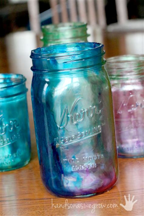craft projects with jars jars totally green crafts