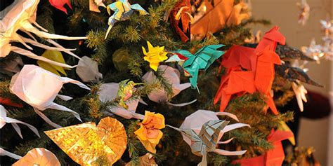 origami tree nyc origami at the american museum of history
