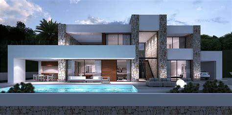 moderne villa villa mit pool by lifestyle homes ag moderne spanische