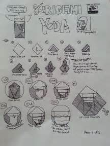 how to fold the cover origami yoda how to fold oy30 s