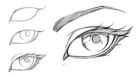how to draw style how to draw a comic style eye step by step
