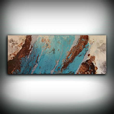 acrylic paint for large canvas abstract painting acrylic painting abstract copper
