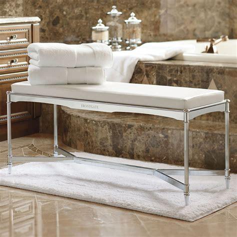 bathroom vanity bench belmont vanity bench traditional shower benches seats