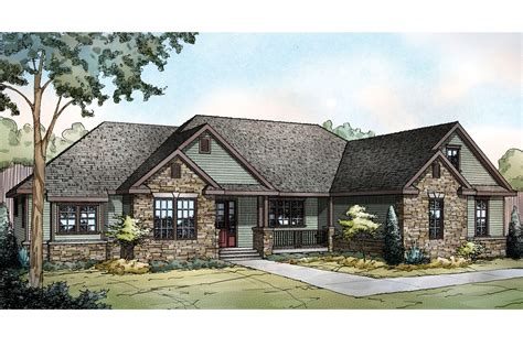 rancher home ranch house plans manor 10 590 associated designs