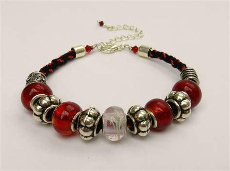 beaded charms free kumihimo braid charm bead