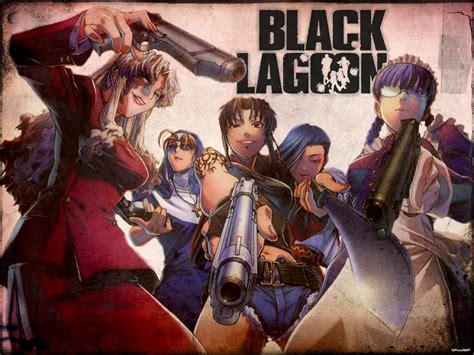 Black Lagoon Anime Quotes Quotesgram