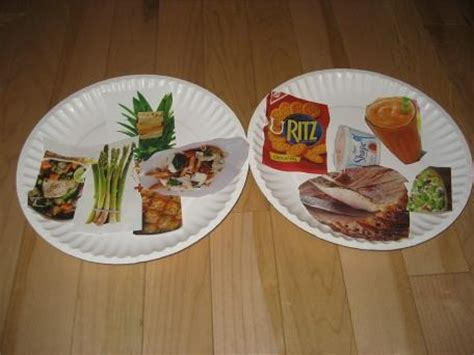 healthy food crafts for pin by himmer on preschool