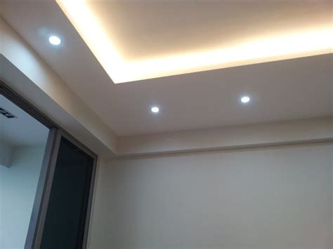 ceiling box light lighting holders false ceilings l box partitions
